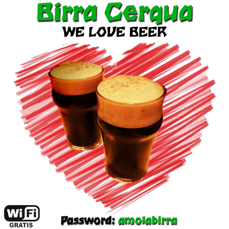 Birra artigianale - We Love Beer